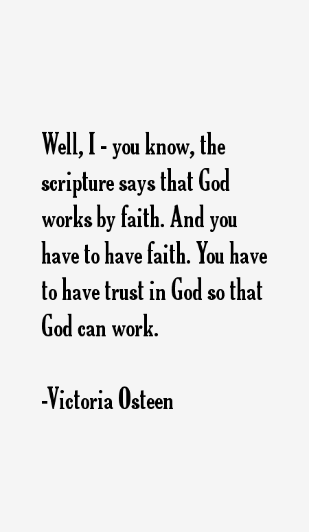 Victoria Osteen Quotes