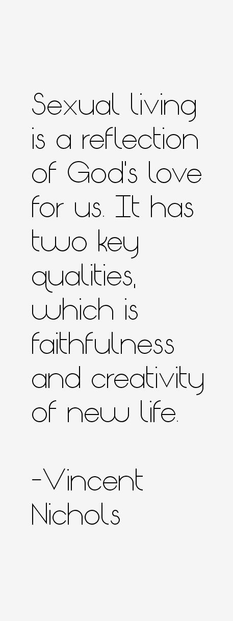 Vincent Nichols Quotes