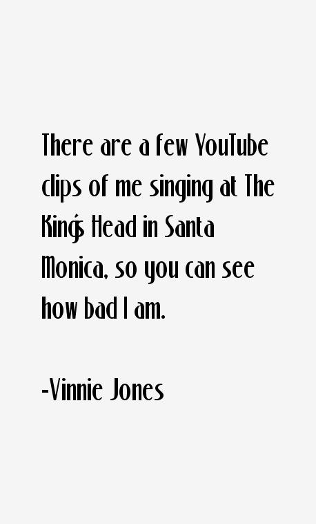 Vinnie Jones Quotes
