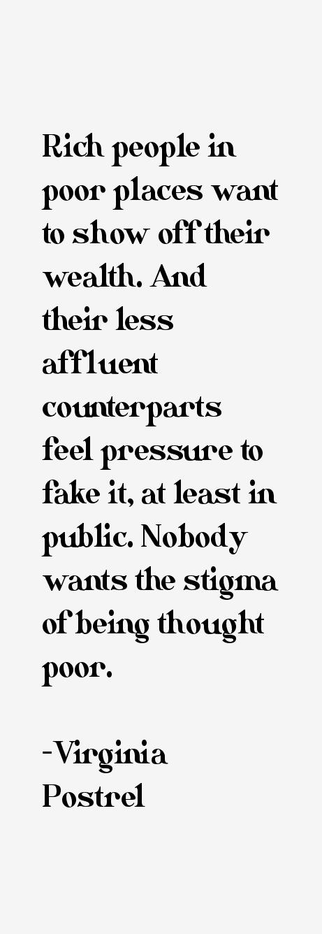 Virginia Postrel Quotes