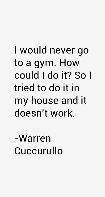Warren Cuccurullo Quotes