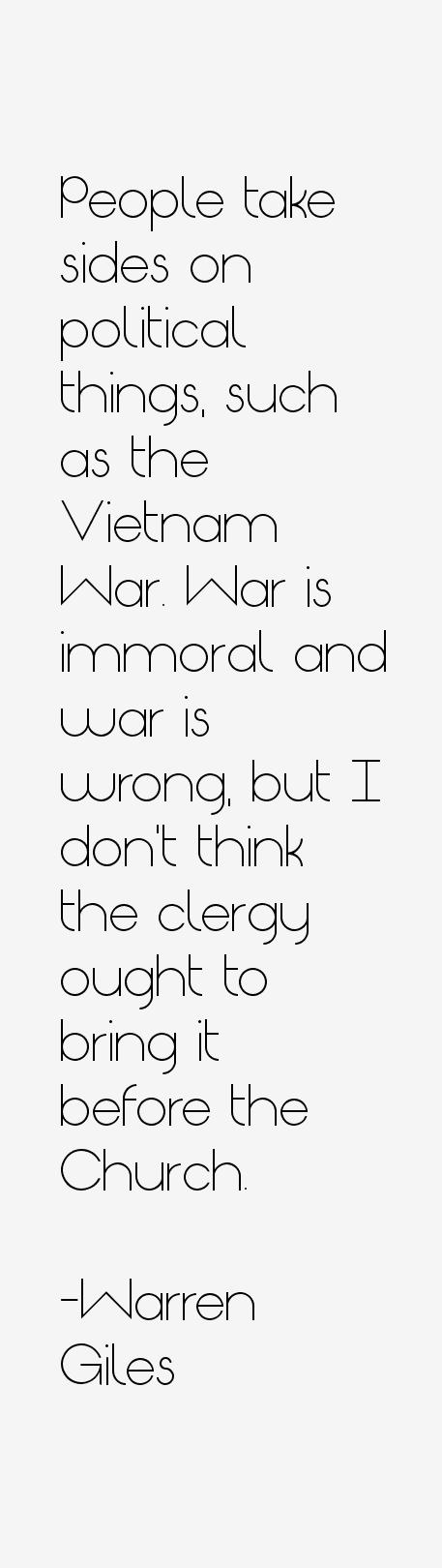 Warren Giles Quotes