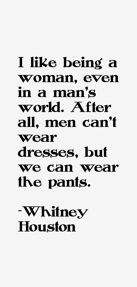 Whitney Houston Quotes