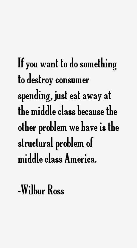 Wilbur Ross Quotes