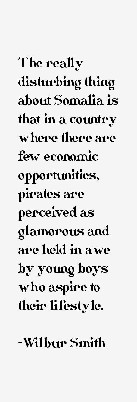 Wilbur Smith Quotes