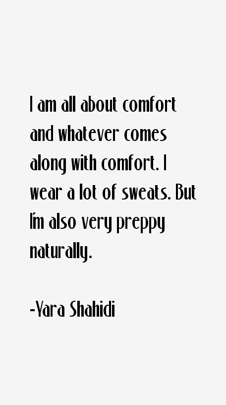 Yara Shahidi Quotes