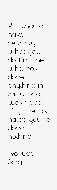 Yehuda Berg Quotes