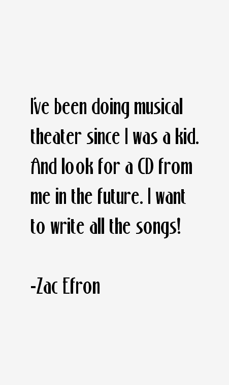 zac efron quotes - photo #33