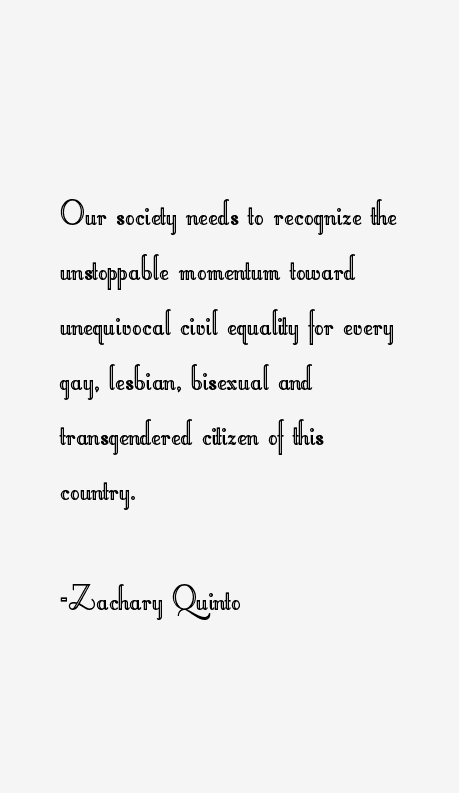 Zachary Quinto Quotes