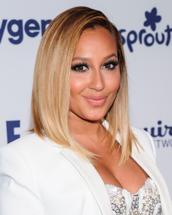 Adrienne Bailon dated Robert Kardashian Jr.