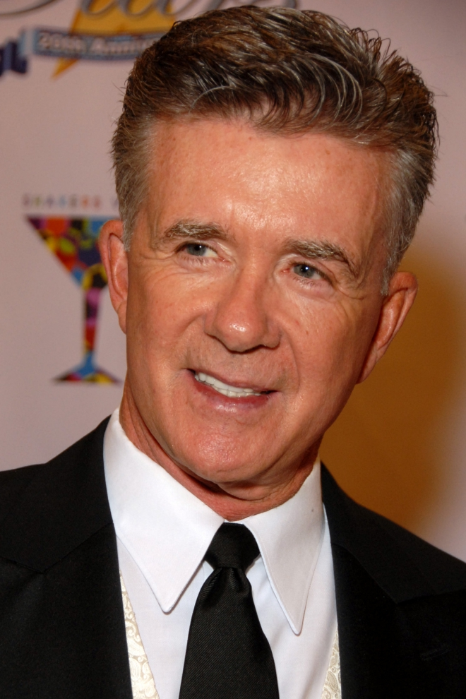Alan Thicke Dating