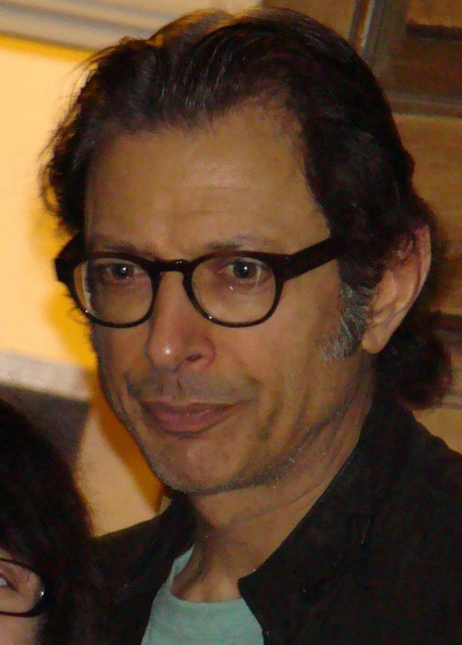 Jeff Goldblum Dating