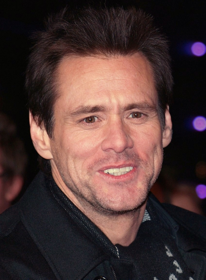Jim Carrey Dating
