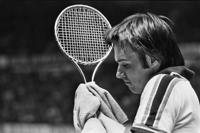 Jimmy Connors Dating