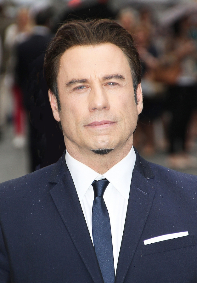 Travolta dating