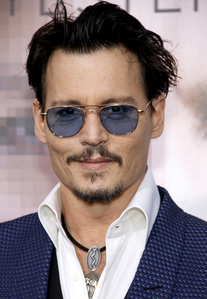 Johnny Depp Dating