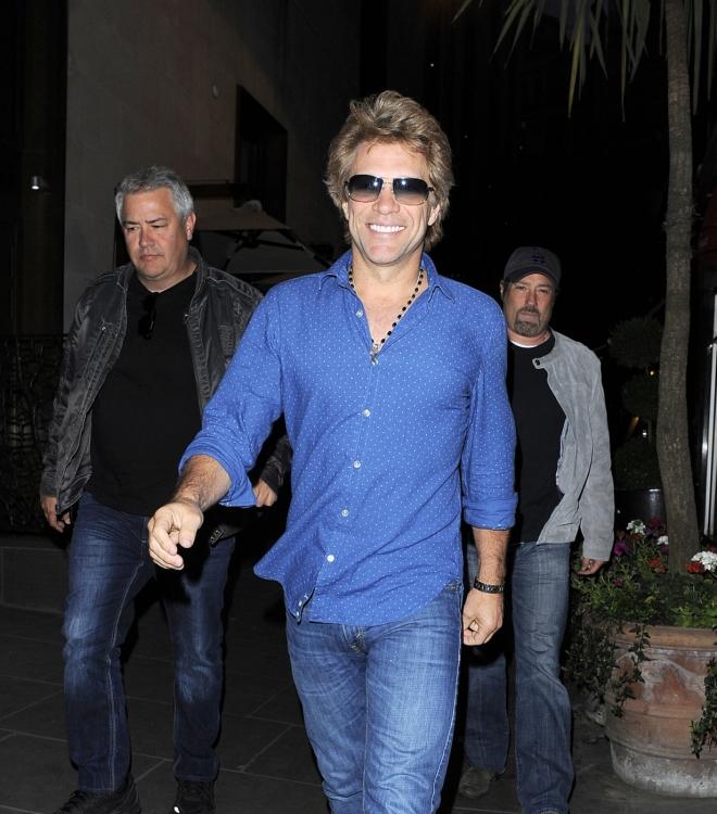 Jon Bon Jovi Dating