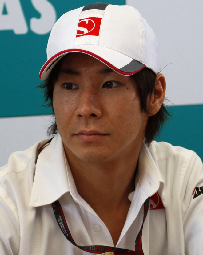 Kamui Kobayashi Dating
