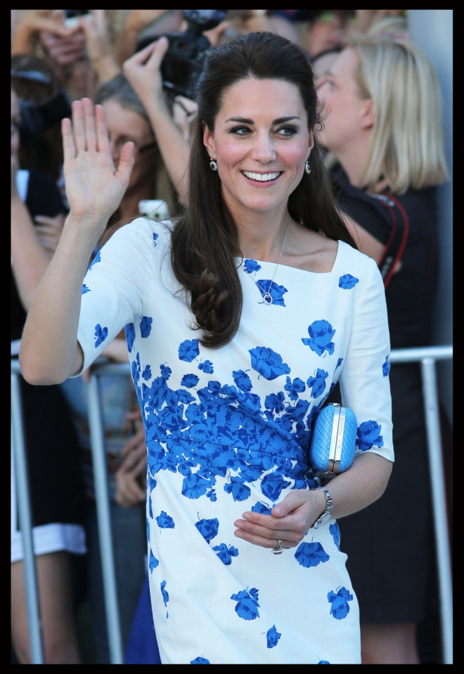 Kate middleton and william dating history