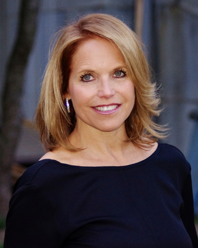 Katie Couric Dating