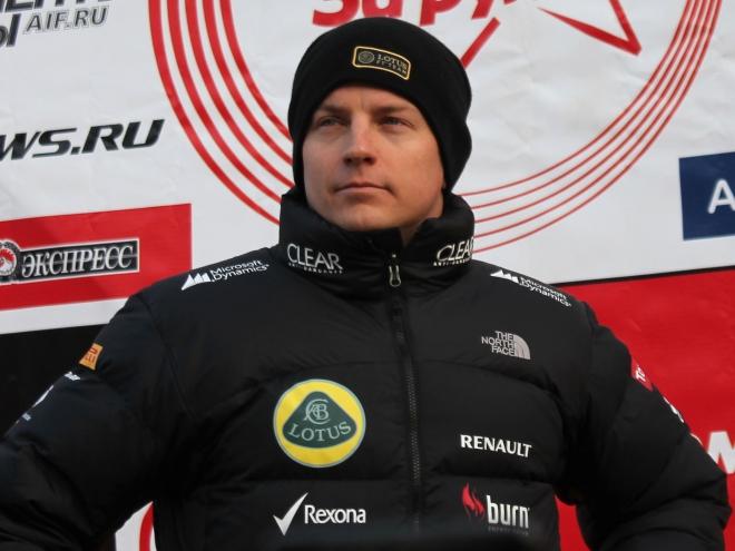 Kimi Raikkonen Dating