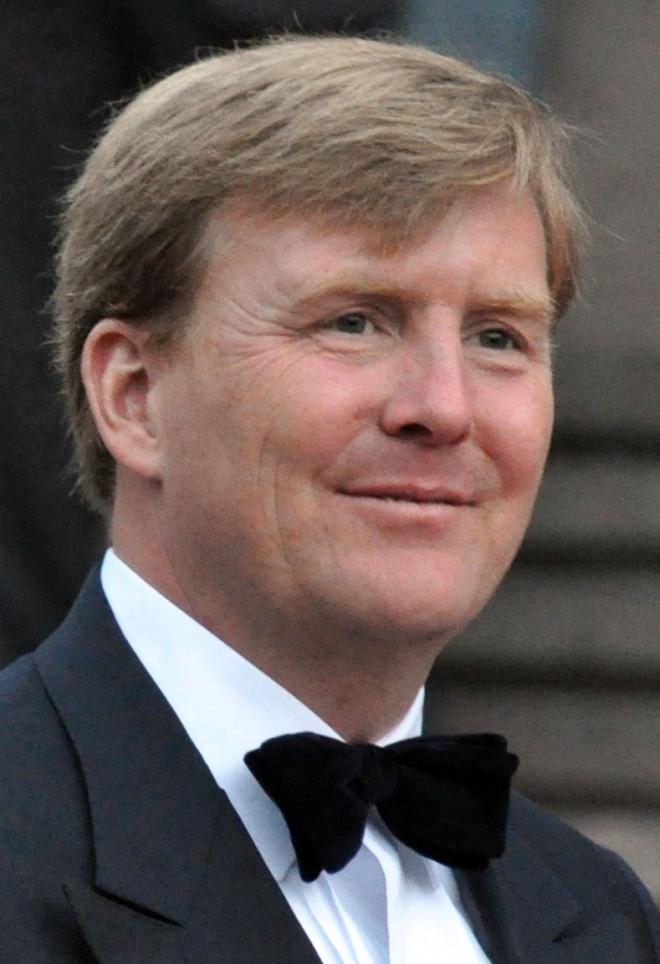 King Willem Alexander Dating