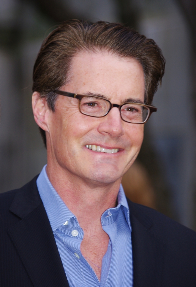 Kyle MacLachlan Dating