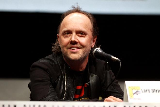 Lars Ulrich Dating