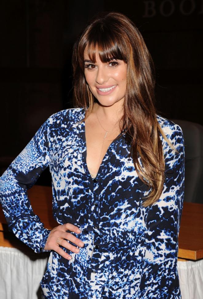 Lea Michele Dating