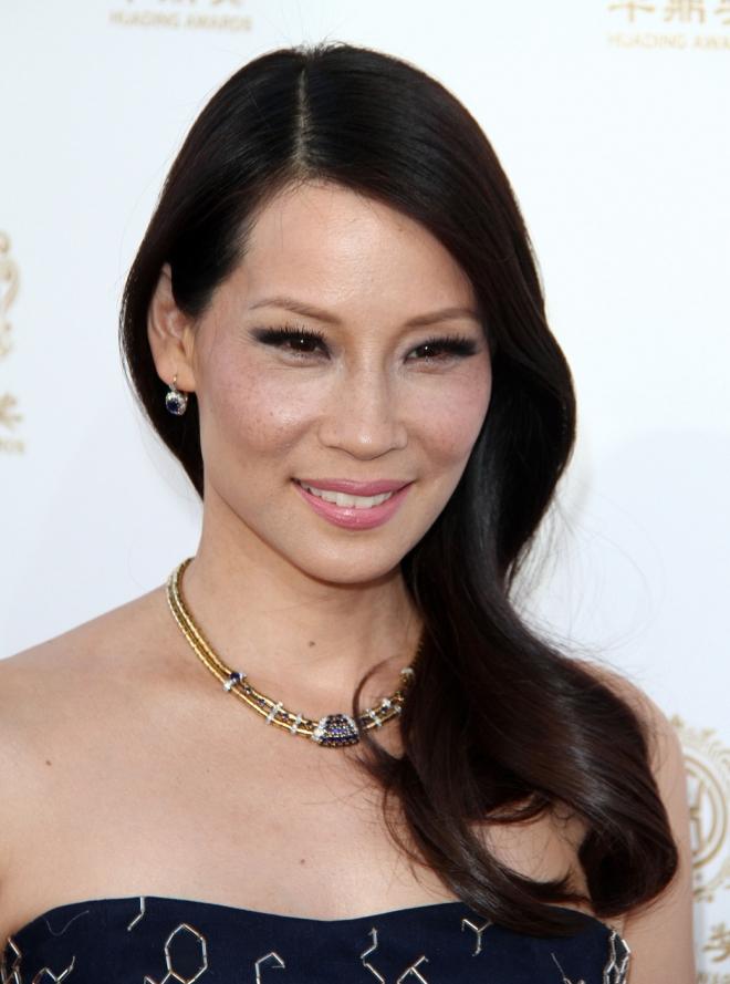 Lucy Liu Dating