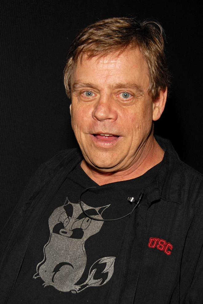 Mark Hamill Dating