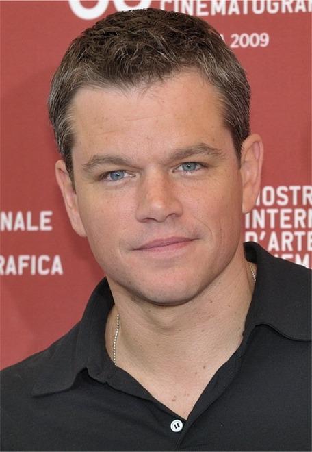 Matt Damon Dating