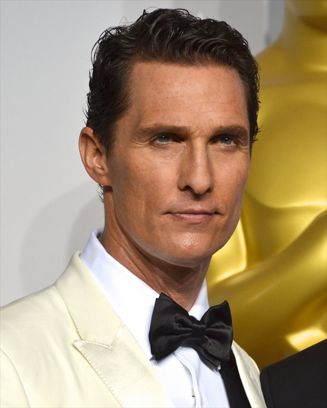 Matthew Mcconaughey Dating