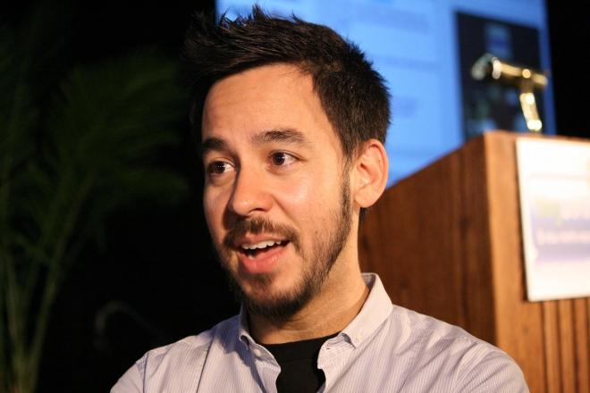 Mike Shinoda Dating