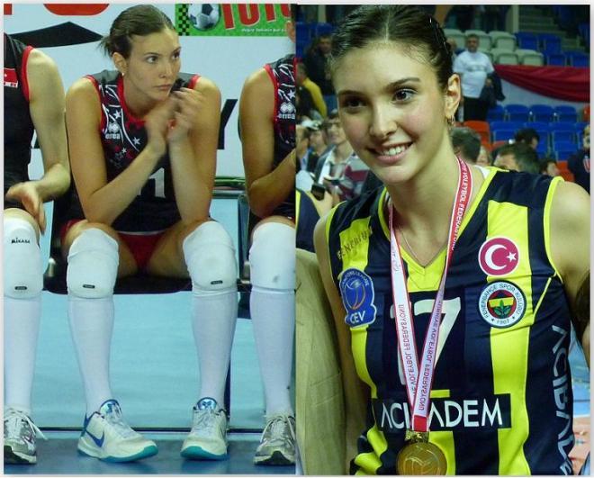 Naz Aydemir Dating