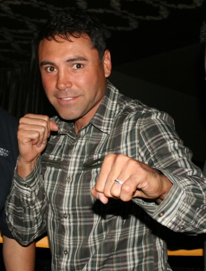Oscar De La Hoya Dating