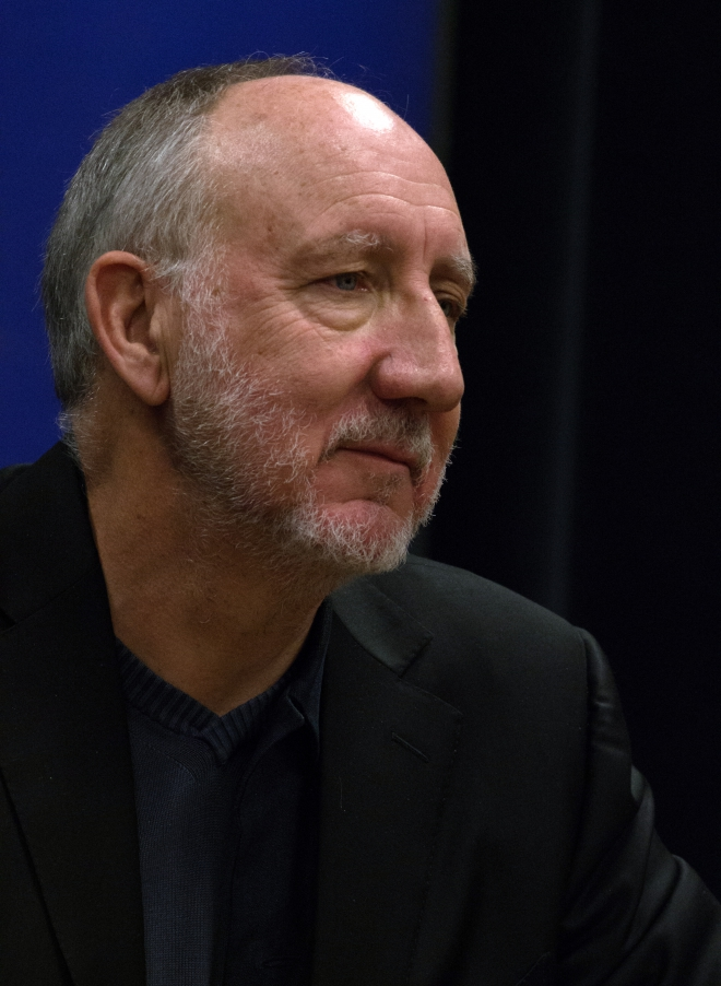 Pete Townshend Dating