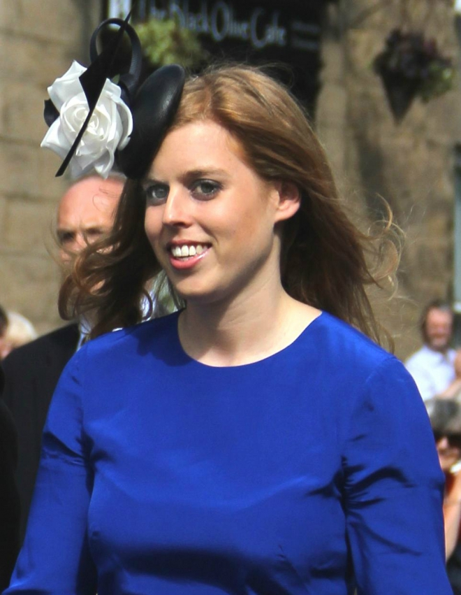 Princess Beatrice s ex Dave Clark is engaged less than a year after split