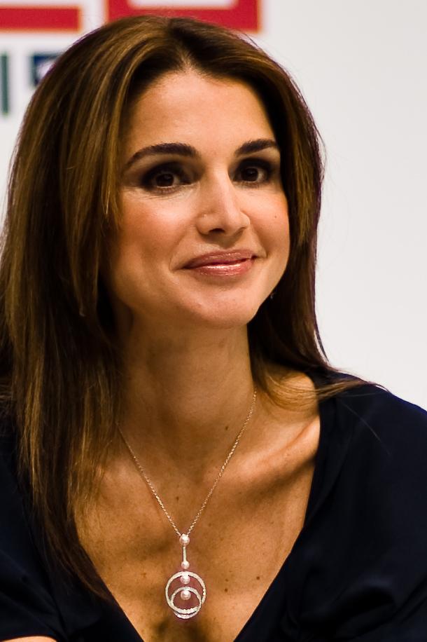 Queen Rania Dating