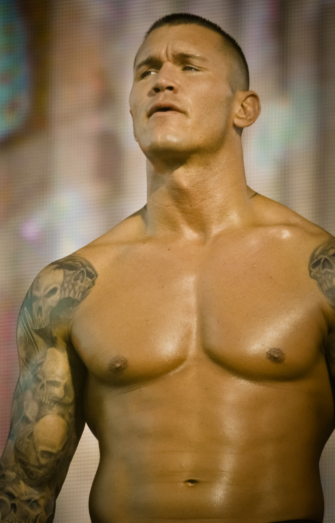 Randy Orton Dating