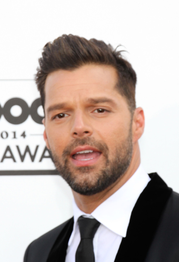 Ricky Martin New Haircut Find Hairstyle