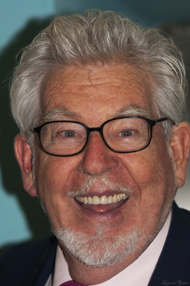 Rolf Harris Dating