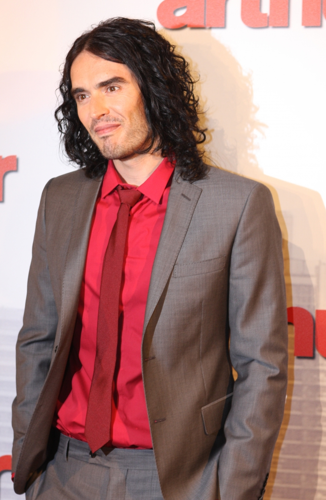 Russell Brand Dating