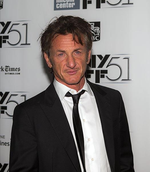 Sean Penn Dating