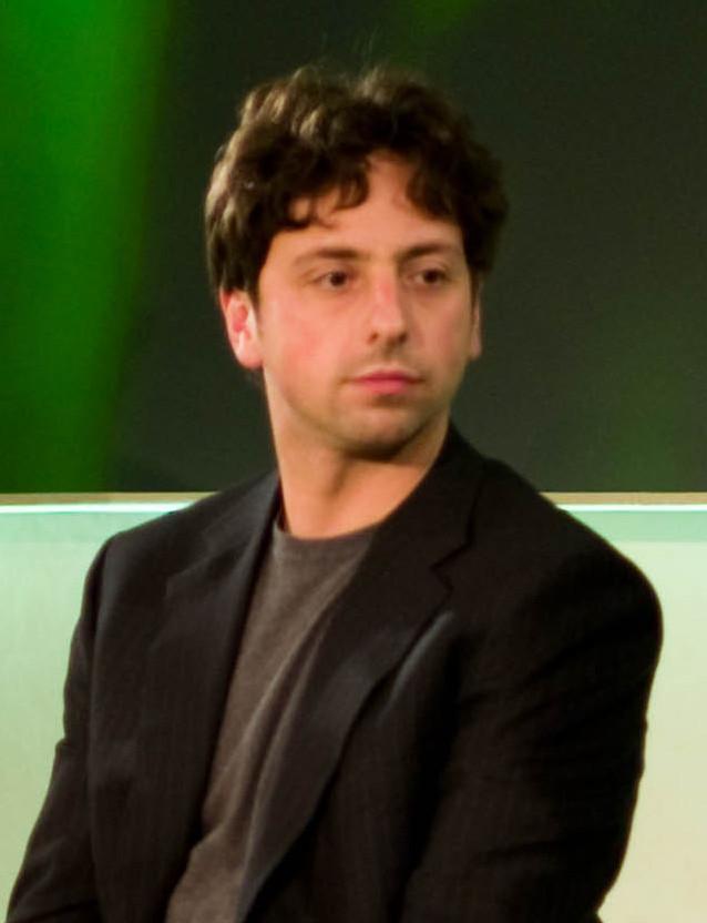 Sergey Brin Dating