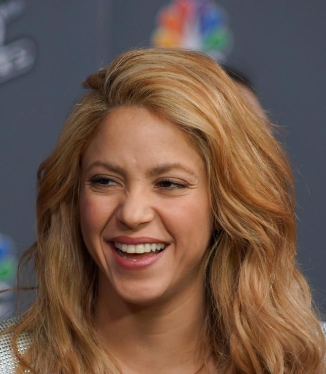 Shakira Dating