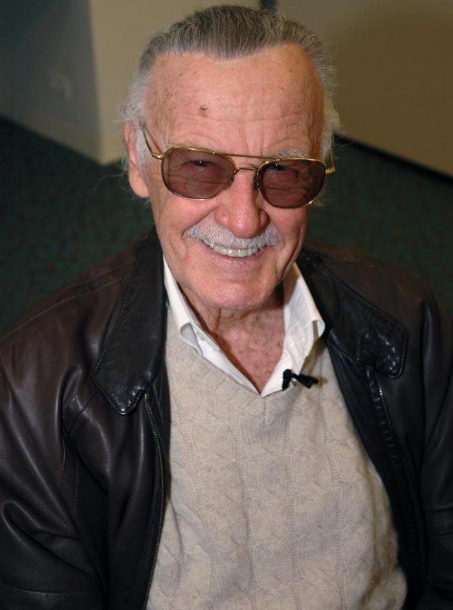Stan Lee Dating
