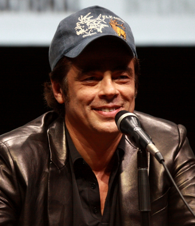 Benicio Del Toro Dating