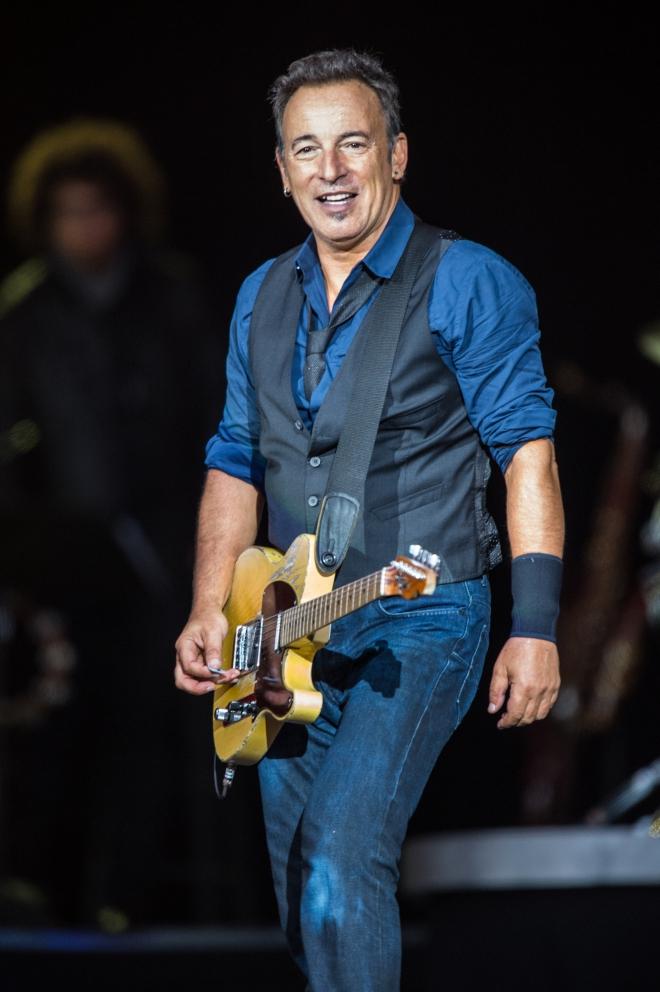 Bruce Springsteen Dating