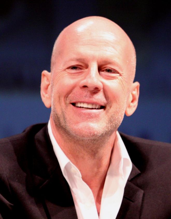 Bruce Willis Dating
